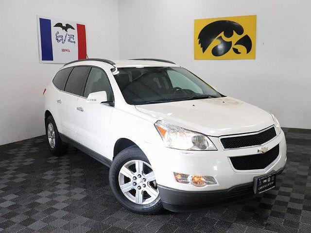 2012 Chevrolet Traverse LT w/2LT for sale in Iowa City, IA