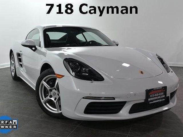 2017 Porsche 718 Cayman Coupe for sale in Lodi, NJ