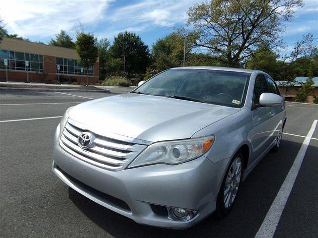 2012 Toyota Avalon Limited for sale in Warrenton, VA