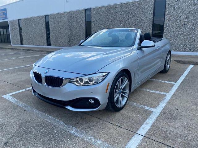 2016 BMW 4 Series 428i for sale in Dallas, TX