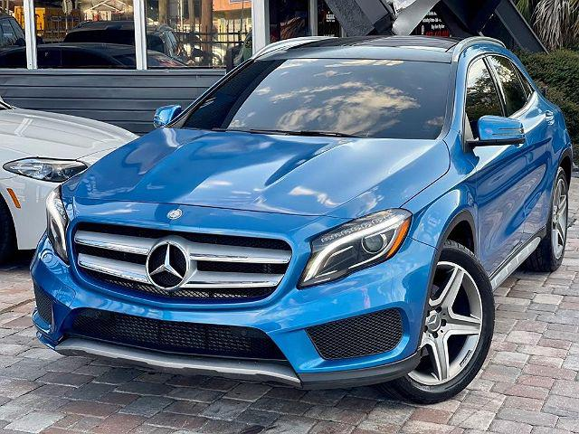2016 Mercedes-Benz GLA GLA 250 for sale in Tampa, FL