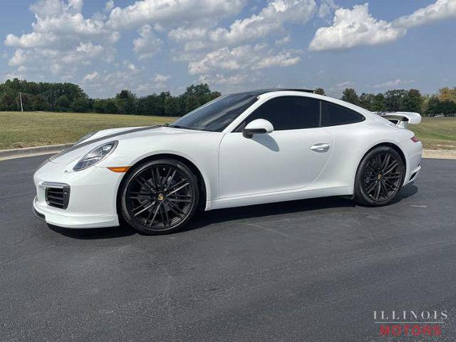 2017 Porsche 911 Carrera for sale in Cary, IL