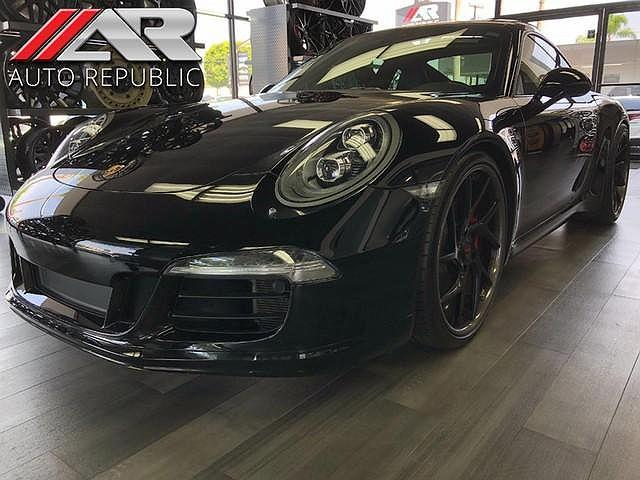 2015 Porsche 911 Carrera S for sale in Orange, CA
