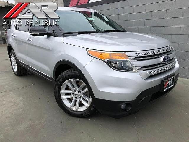 2014 Ford Explorer XLT for sale in Orange, CA