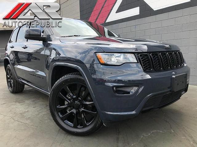 2018 Jeep Grand Cherokee Altitude for sale in Orange, CA