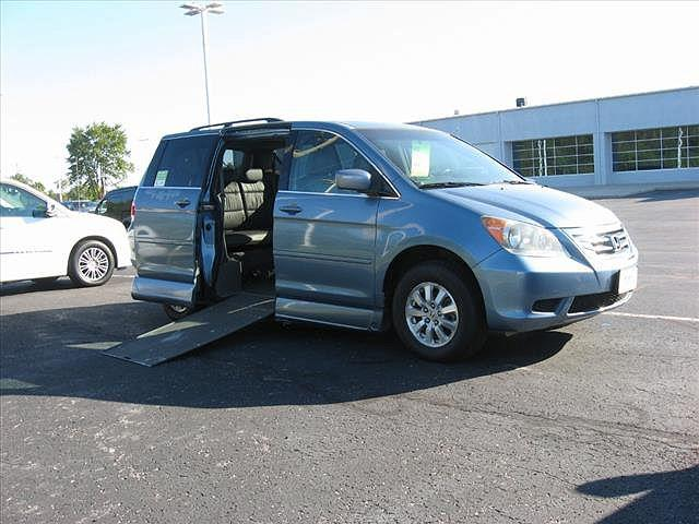 2010 Honda Odyssey EX-L for sale in Findlay, OH