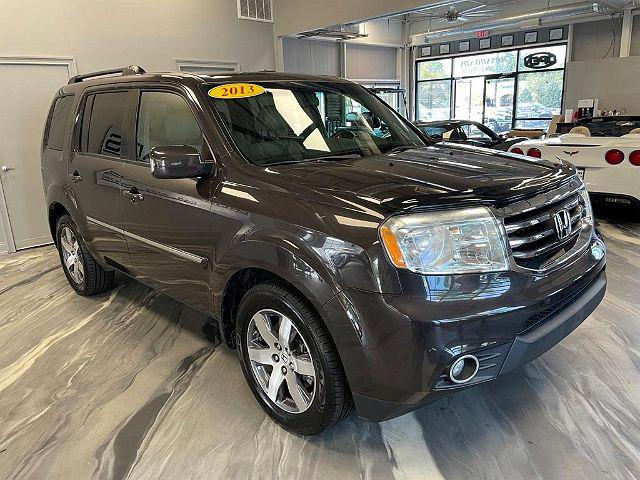 2013 Honda Pilot Touring for sale in Milford, OH