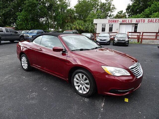 2013 Chrysler 200 Touring for sale in Largo, FL
