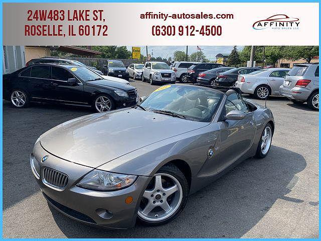 2005 BMW Z4 3.0i for sale in Roselle, IL