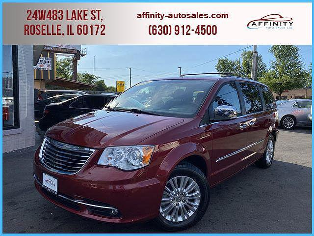 2014 Chrysler Town & Country Limited for sale in Roselle, IL