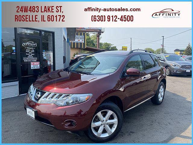 2009 Nissan Murano S for sale in Roselle, IL
