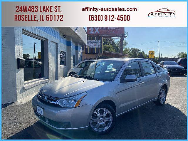 2009 Ford Focus SES for sale in Roselle, IL