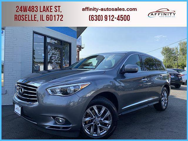 2015 INFINITI QX60 AWD 4dr for sale in Roselle, IL