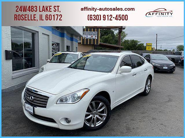 2014 INFINITI Q70 4dr Sdn V6 AWD for sale in Roselle, IL