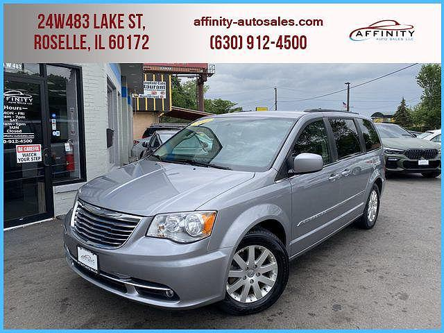 2014 Chrysler Town & Country Touring for sale in Roselle, IL