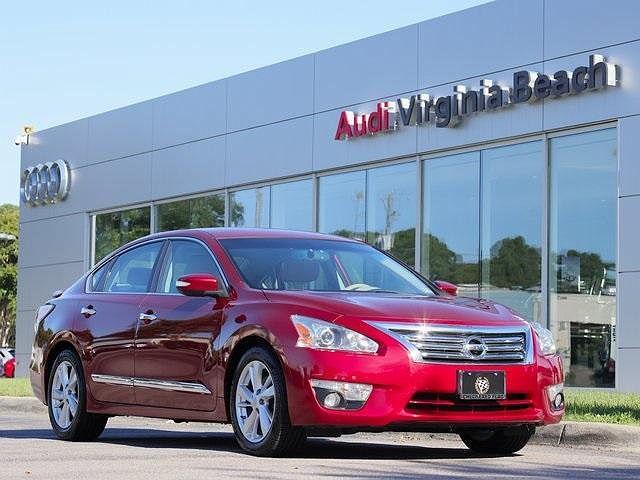 2015 Nissan Altima 2.5 SL for sale in Virginia Beach, VA