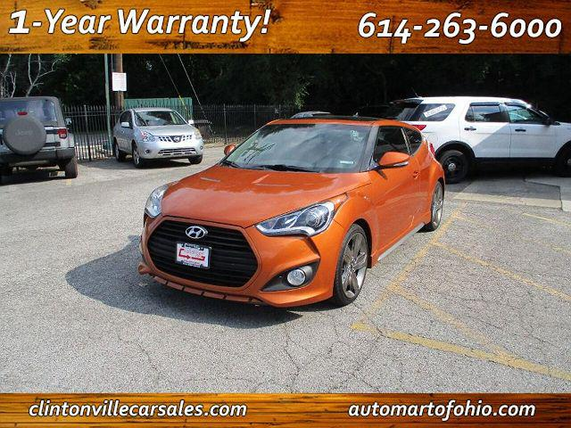 2015 Hyundai Veloster Turbo for sale in Columbus, OH