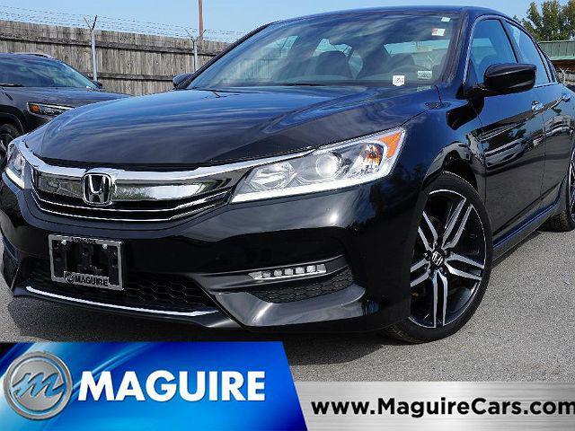 2017 Honda Accord Sedan Sport for sale in Syracuse, NY