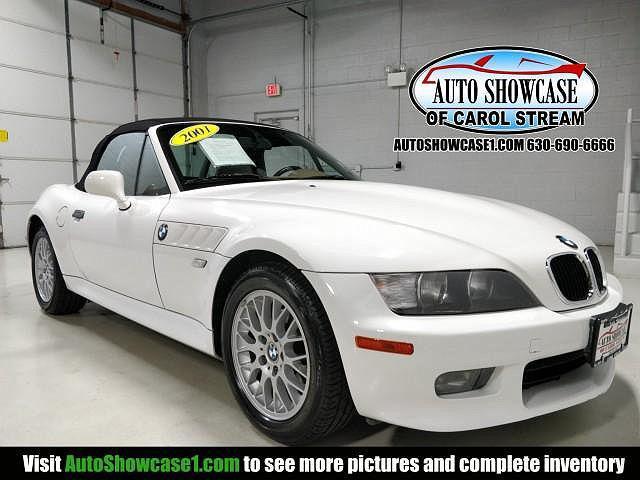 2001 BMW Z3 2.5i for sale in Carol Stream, IL
