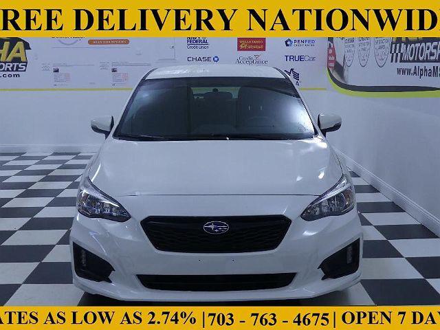 2017 Subaru Impreza Sport for sale in Manassas, VA