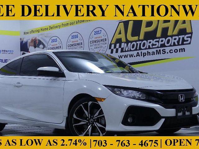 2018 Honda Civic Si Coupe Si for sale near Manassas, VA
