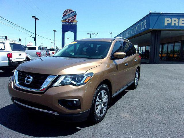 2017 Nissan Pathfinder SL for sale in Bethany, OK