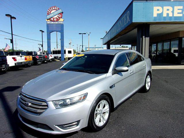2014 Ford Taurus SEL for sale in Bethany, OK