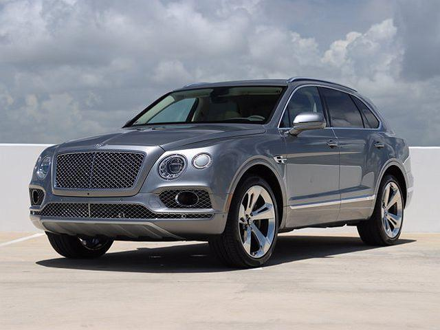 2018 Bentley Bentayga W12 Signature/Onyx Edition/Activity Edition/Mulliner/Black Edition for sale in Fort Lauderdale, FL