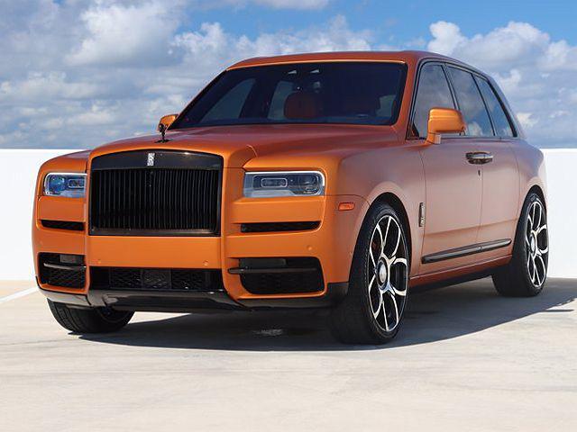 2020 Rolls-Royce Cullinan Sport Utility for sale in Fort Lauderdale, FL