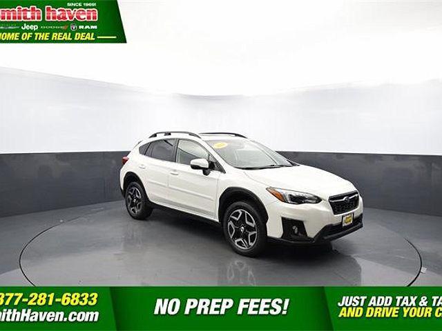 2018 Subaru Crosstrek Limited for sale in Saint James, NY