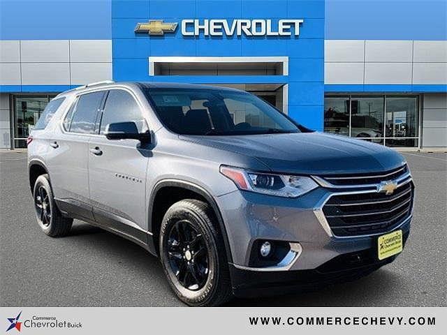 2019 Chevrolet Traverse LT Cloth for sale in Commerce, TX