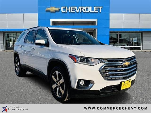 2020 Chevrolet Traverse LT Leather for sale in Commerce, TX
