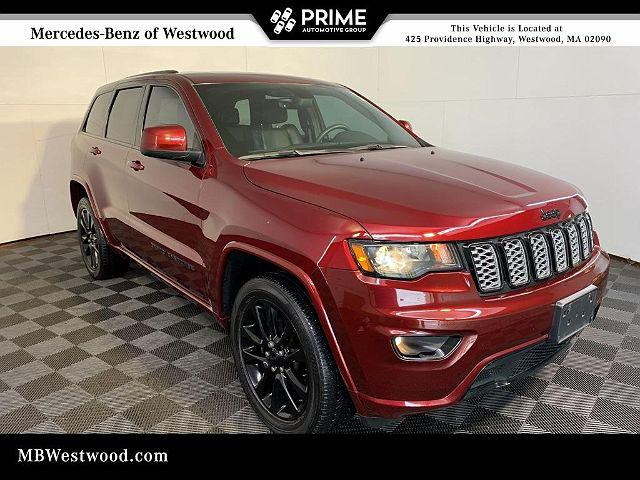 2018 Jeep Grand Cherokee Altitude for sale in Westwood, MA