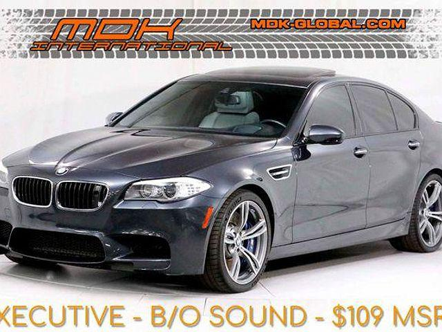 2013 BMW M5 4dr Sdn for sale in Burbank, CA