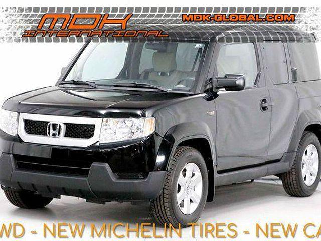 2010 Honda Element EX for sale in Burbank, CA