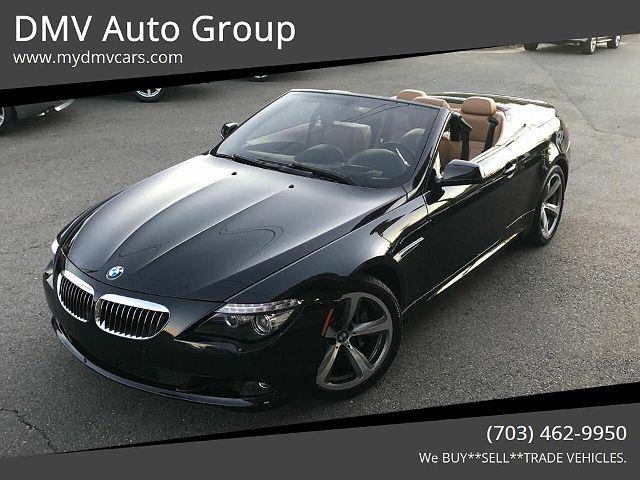 2010 BMW 6 Series 650i for sale in Falls Church, VA