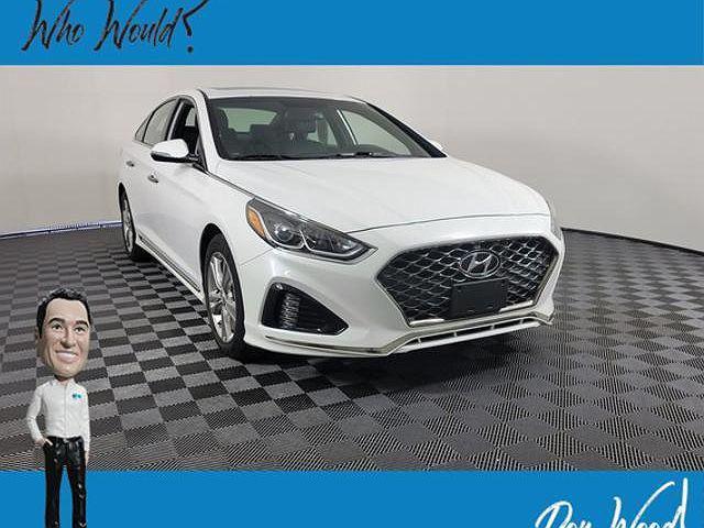 2018 Hyundai Sonata Sport for sale in Rockbridge, OH