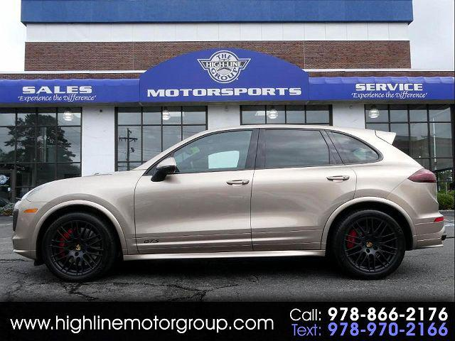 2016 Porsche Cayenne GTS for sale in Lowell, MA