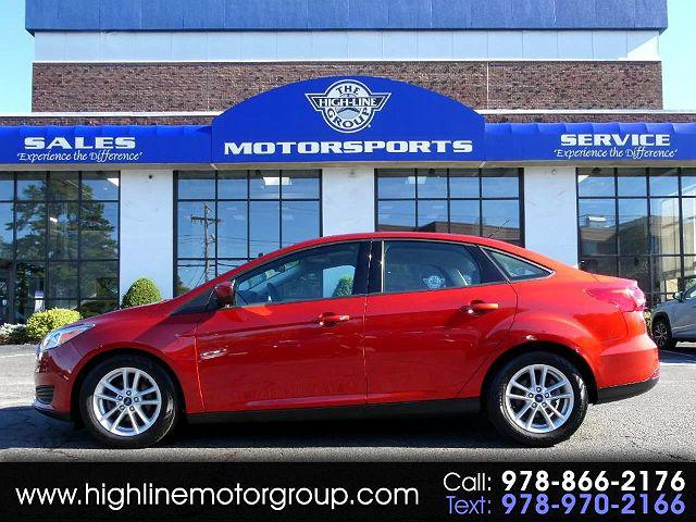 2018 Ford Focus SE for sale in Lowell, MA