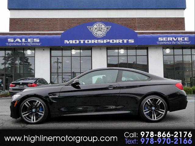 2015 BMW M4 2dr Cpe for sale in Lowell, MA