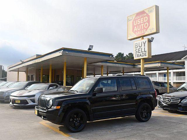 2015 Jeep Patriot Altitude Edition for sale in Houston, TX