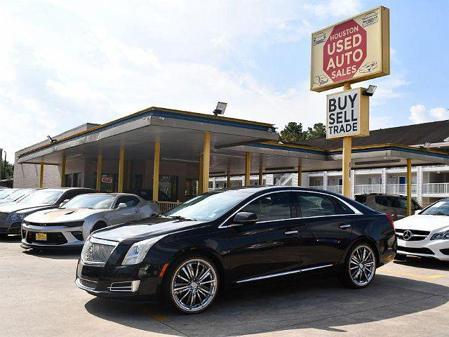 2014 Cadillac XTS Luxury for sale in Houston, TX