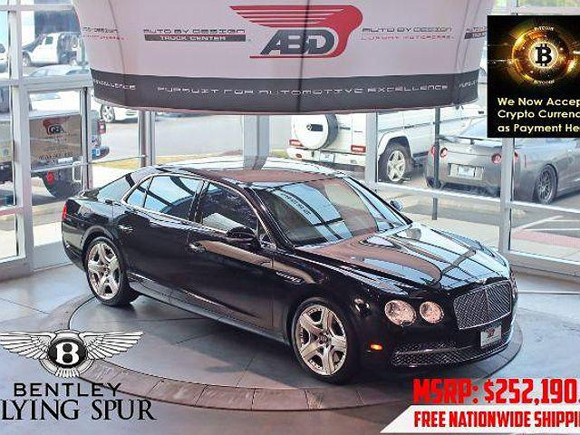 2014 Bentley Flying Spur 4dr Sdn for sale in Chantilly, VA