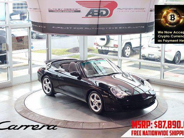 2004 Porsche 911 Carrera for sale in Chantilly, VA
