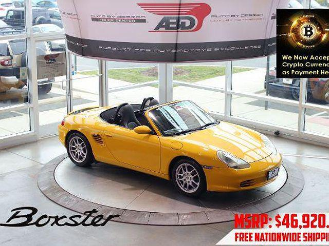 2004 Porsche Boxster 2dr Roadster 5-Spd Manual for sale in Chantilly, VA