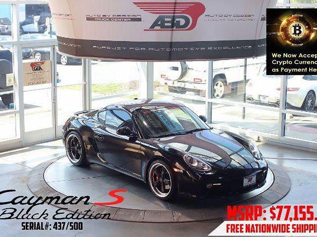 2012 Porsche Cayman S for sale in Chantilly, VA
