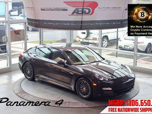2011 Porsche Panamera Unknown for sale in Chantilly, VA