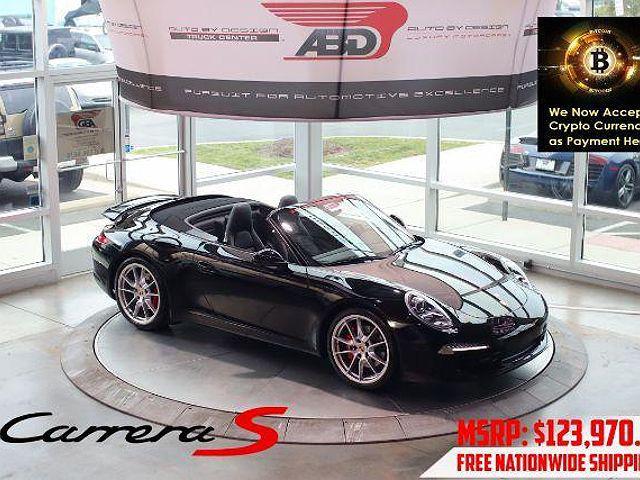 2013 Porsche 911 Carrera for sale in Chantilly, VA