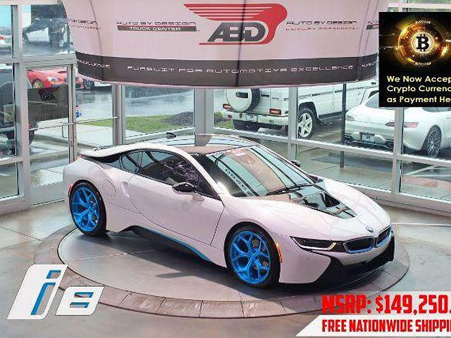 2014 BMW i8 2dr Cpe for sale in Chantilly, VA