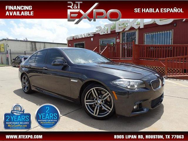 2014 BMW 5 Series 535i for sale in Houston, TX